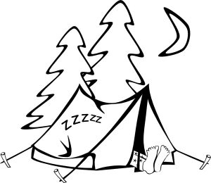 sleeping_in_a_tent_clip_art_18854